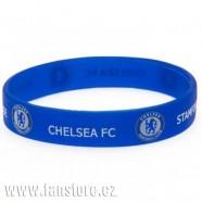 Náramek Chelsea FC silikonový