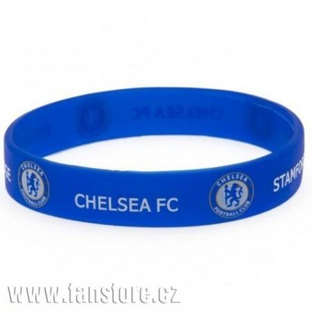 Náramok Chelsea FC silikónový