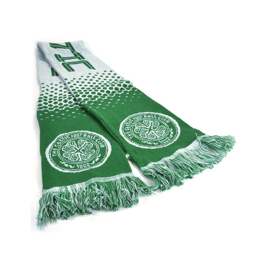 Šála Celtic Glasgow Fade Jacquard