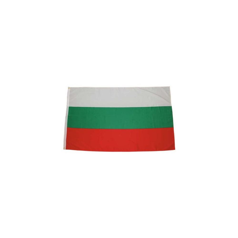 Vlajka Bulharsko