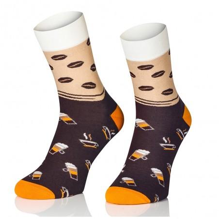 Ponožky Dobrá káva