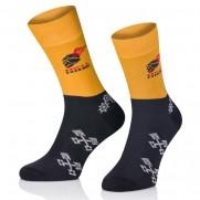 Motorkářské ponožky Hell Ride