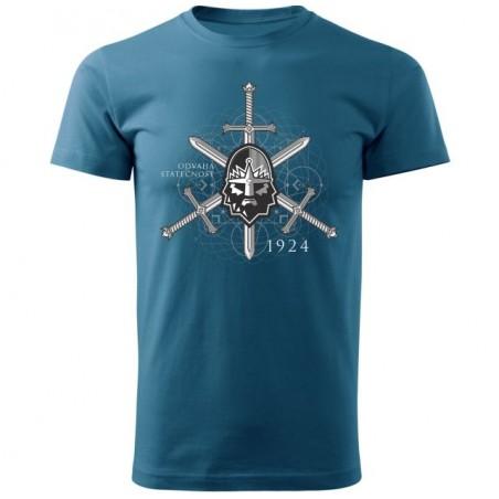 Tričko Rytíři Odvaha a statečnost