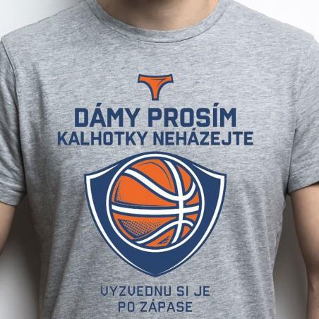 Tričko Basketbal Dámy prosím
