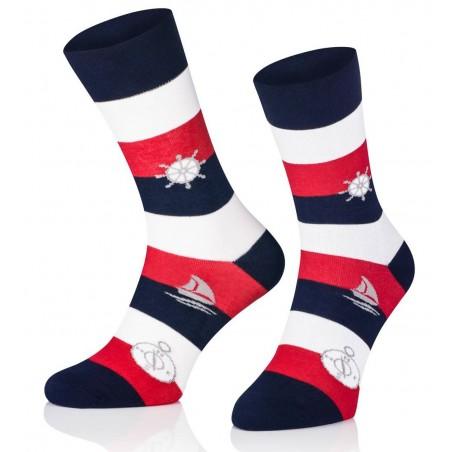 Ponožky Intenso námořnické