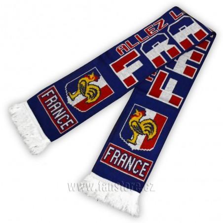 Šál pletený Francúzsko