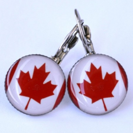 Náušnice Kanada