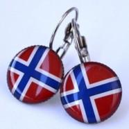 Náušnice Norsko