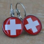 Náušnice Švýcarsko