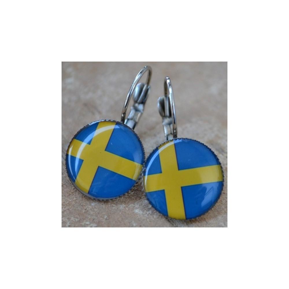 Náušnice Švédsko