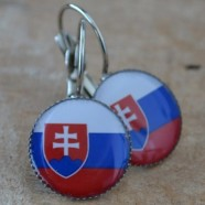 Náušnice Slovensko