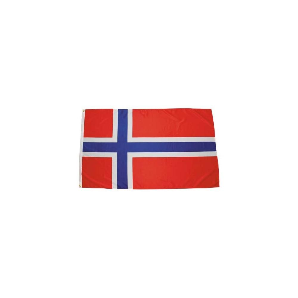 Vlajka Norsko