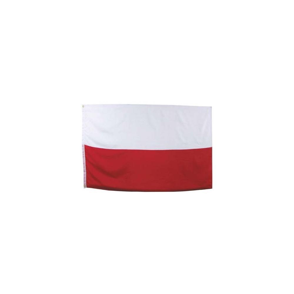 Vlajka Poľsko velká