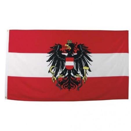 Vlajka Rakúsko