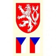 Tetovacie obtlačky Česko 82A