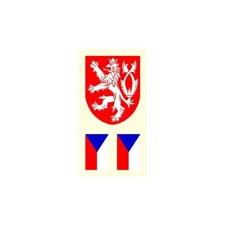 Tetovací obtisky ČR