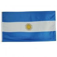 Vlajka Argentina