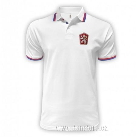 Tričko s límečkem ČSSR
