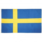Vlajka Švédsko