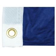 Vlajka Švédsko detail