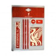 Školní sada Liverpool FC 7 ks
