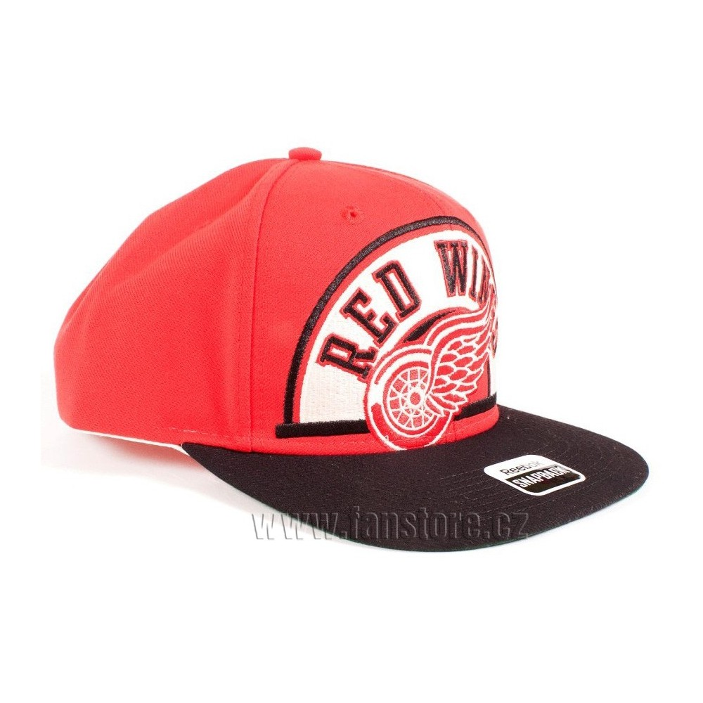 Šiltovka Detroit Red Wings Arched Snapback