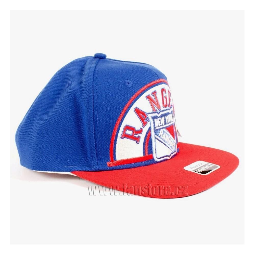 Šiltovka New York Rangers Arched Snapback
