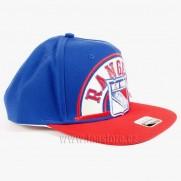 Kšiltovka New York Rangers Arched Snapback