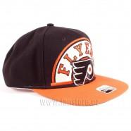 Kšiltovka Philadelphia Flyers Arched Snapback