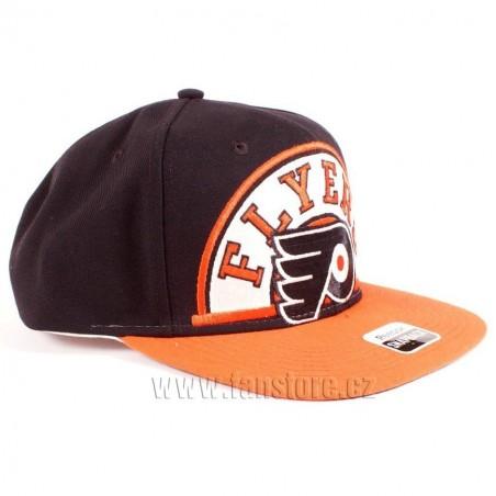 Šiltovka Philadelphia Flyers Arched Snapback