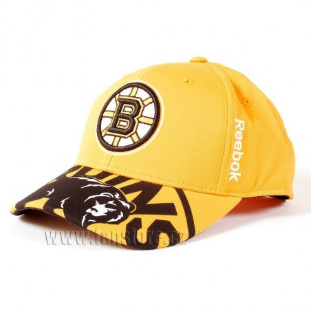 Šiltovka Boston Bruins Bonded logo