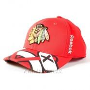 Kšiltovka Chicago Blackhawks Bonded logo