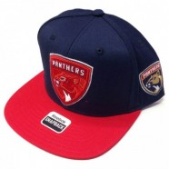 Kšiltovka Florida Panthers Arched Snapback