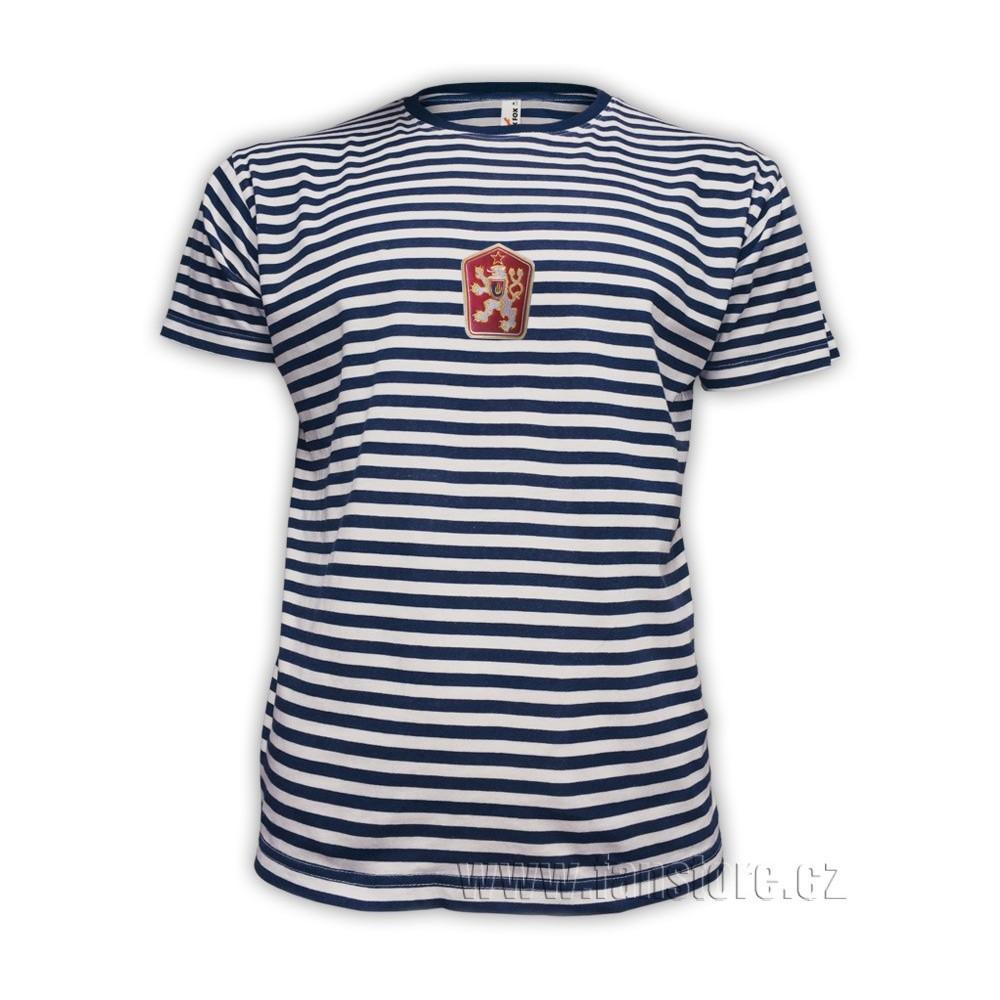 Retro tričko ČSSR námořnické 02f3d7ce9a