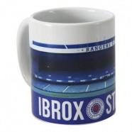 Hrnek Glasgow Rangers stadion