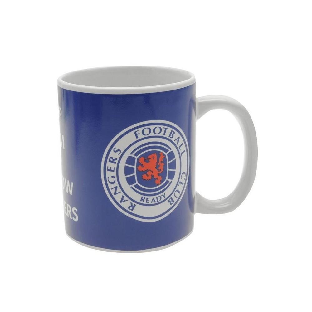 Hrnček Keep Calm Glasgow Rangers