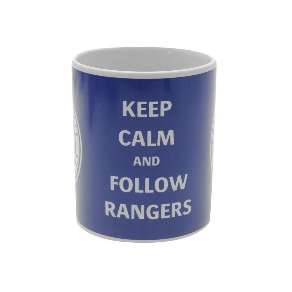 Hrnček Keep Calm Glasgow Rangers Keep Calm