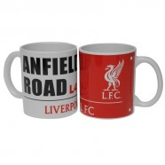 Hrnky Liverpool FC - pár
