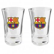 Skleničky FC Barcelona