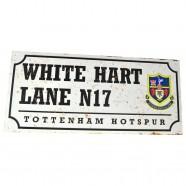 Plechová retro cedule Tottenham Hotspur