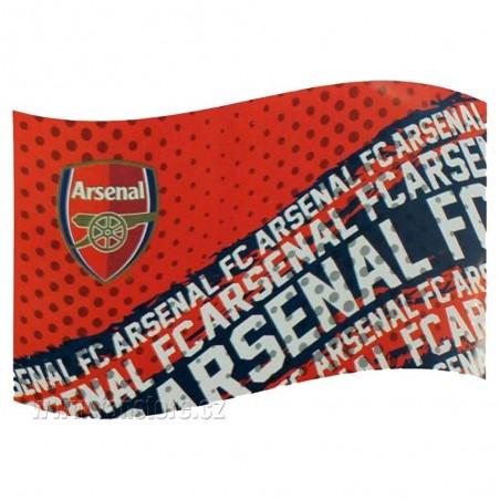 Vlajka Arsenal FC Impact