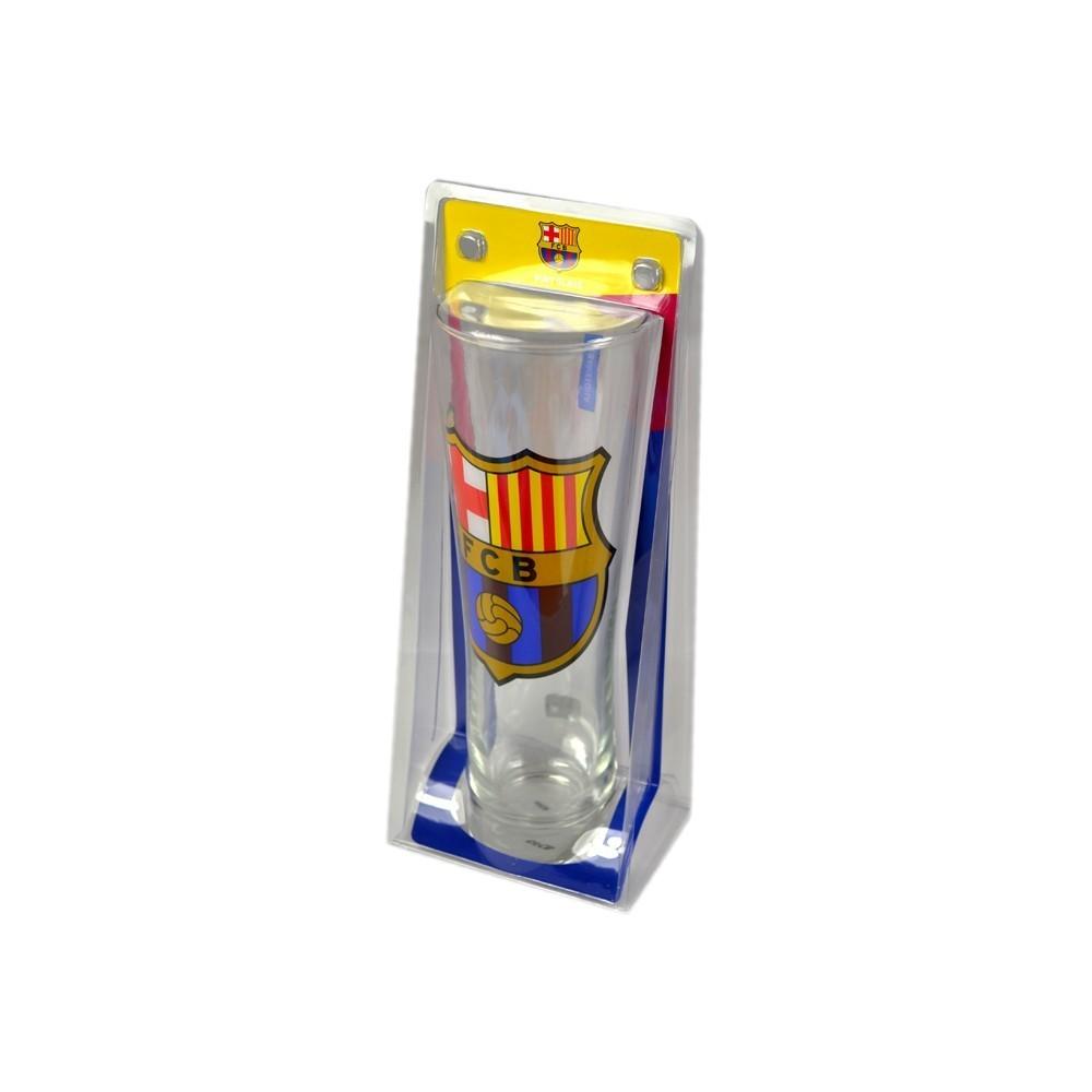 Pivný pohár FC Barcelona v blistre