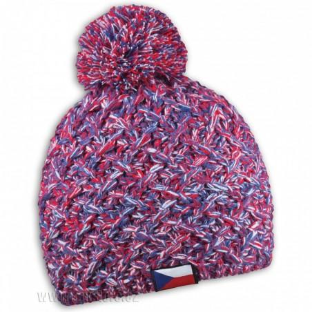 Zimná čiapka Patriot Česká republika
