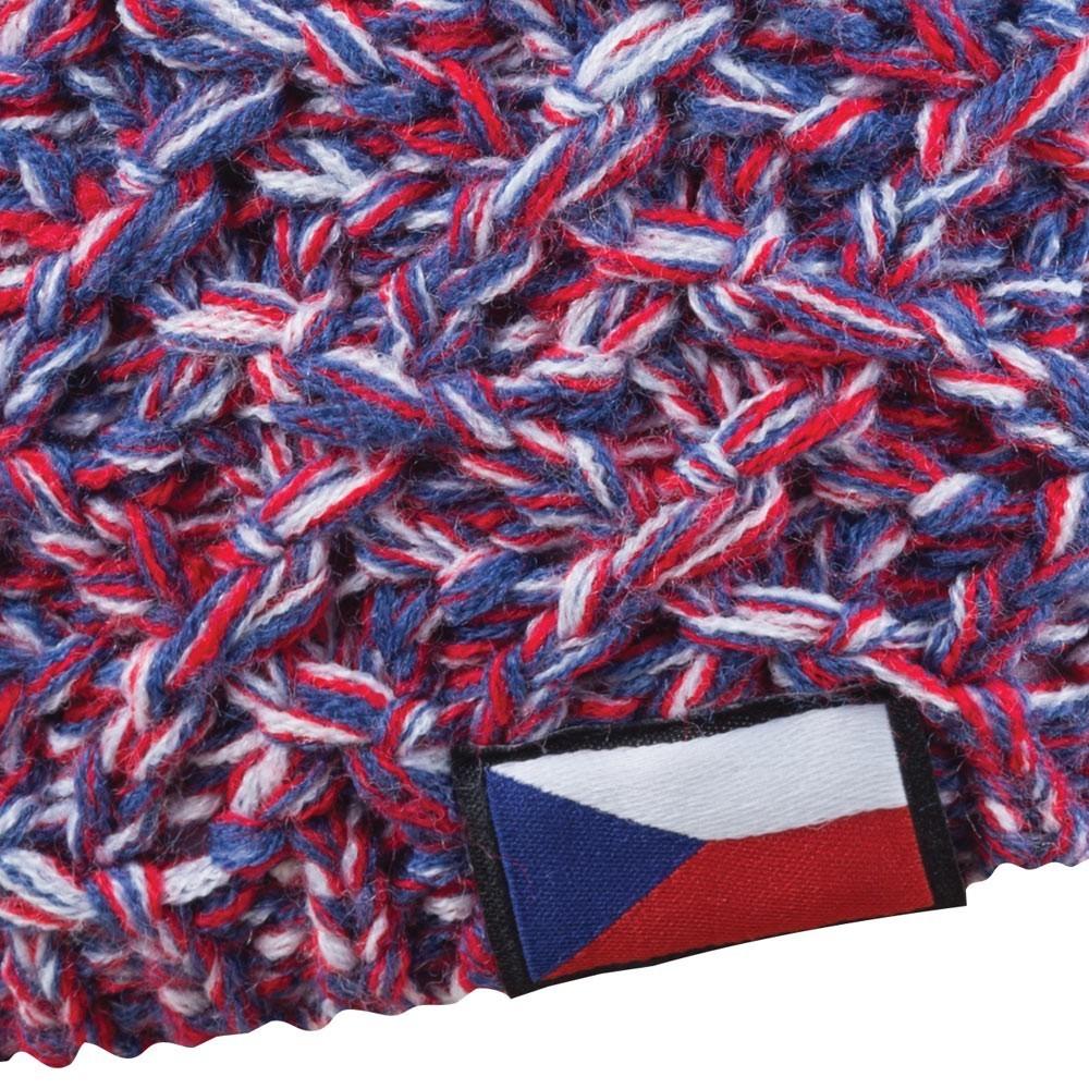 Zimná čiapka Patriot Česká republika - detail