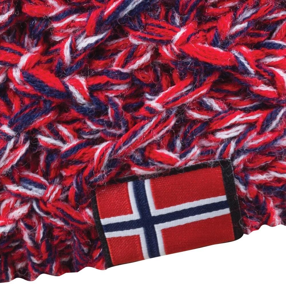 Zimná čiapka Patriot Nórsko, detail
