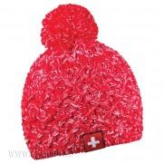 Zimní čepice Švýcarsko