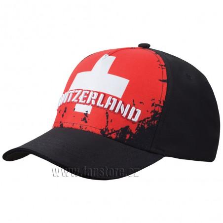 Kšiltovka Švajčiarsko Patriot