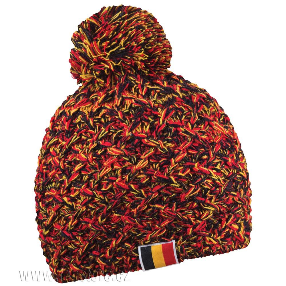 Zimná čiapka Patriot Belgicko