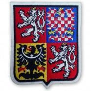 Nášivka - státní znak ČR