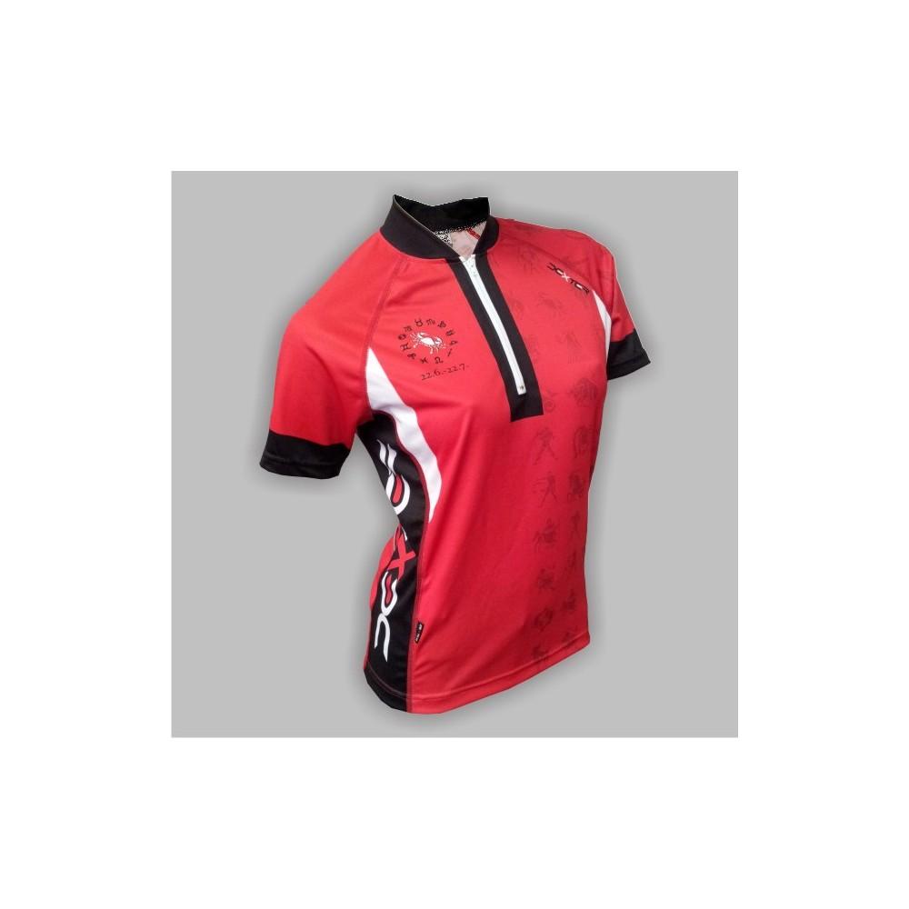 Cyklistický dres Zvěrokruh - zvolte si své znamení! c0ebf88089